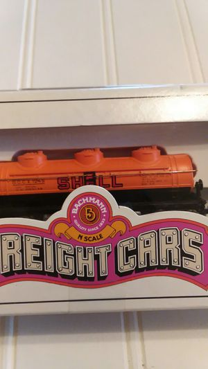 Looks to be new for sale  box Bachmann N scale for Sale