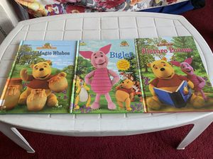 Book of Pooh Books 3 Assorted for $5 for Sale in Cambridge, MA