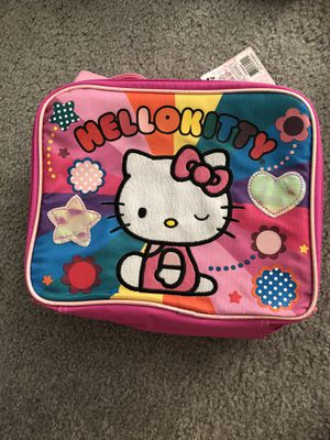 Hello Kitty Lunch Bag for Sale in Fresno, CA