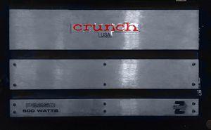 Crunch USA P2250 Amplifier for Sale in Las Vegas, NV