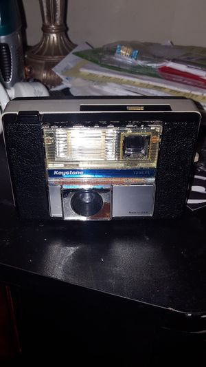Classic keystone 725efl camera for Sale in Darby, PA