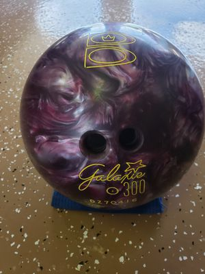 Galaxie Bowling Ball, Shoes and Bag for Sale in Salt Lake City, UT