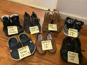 Boys Shoes size 11-13 for Sale in North Brunswick Township, NJ