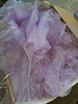 Tulle tablecloth for Sale in Gaithersburg, MD