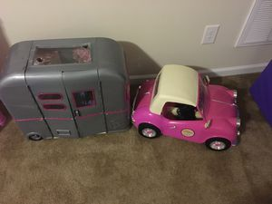 Camper and Cruiser for Sale in Raleigh, NC