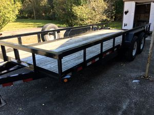 Utility trailer w/ ramps for Sale in Houston, TX