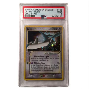 Latios Gold Star PSA 9 Mint Pokemon Card for Sale in Medway, MA