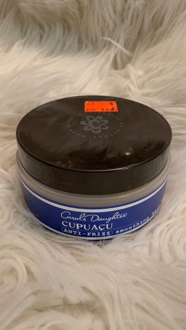 Carol's daughter CUPUACU anti frizzy hair mask