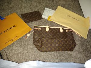 Leather Neverfull Tote Bag for Sale in Indianapolis, IN