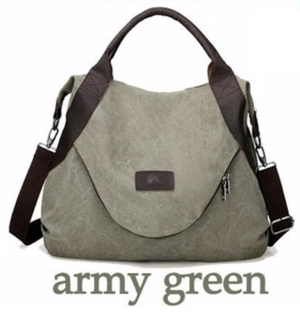 K2 Canvas and Leather Messenger Bag (Unisex, Brand New) for Sale in Glendora, CA