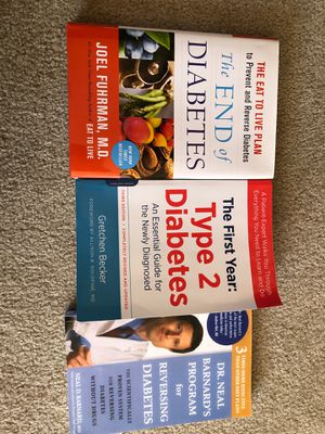 Diabetes Books for Sale in Tracy, CA