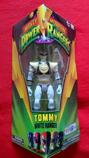 TOMMY White Ranger TRU Mighty Morphin Power Rangers for Sale in Cypress, CA