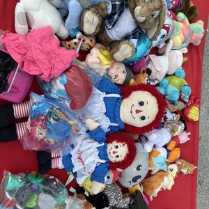 Kids Toys Plushies Brand New And Used Like New for Sale in Miami, FL