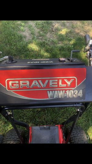 """34"""" Gravely walk behind mower for Sale in Columbus, OH"""