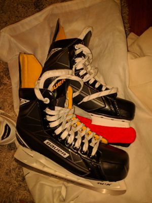 Bauer. S 150 SUPREMA ICE SKATES SIZE 10 brand new for Sale in Washington, DC