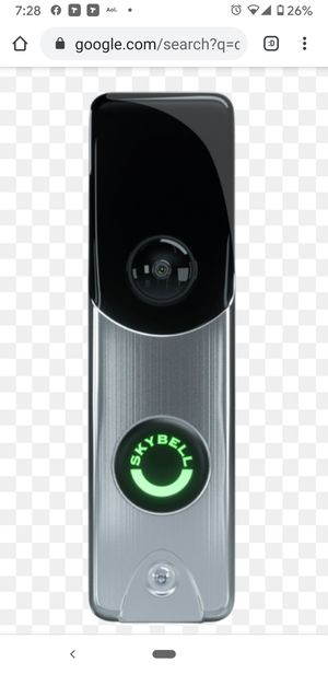 Free Door bell camera when you get home security for Sale in Grand Prairie, TX