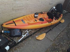 10' kayak for Sale in Irving, TX