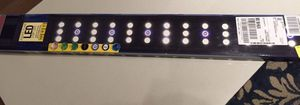 """Marineland 36"""" LED light wjth day and night lights built in timer for Sale in Silver Spring, MD"""