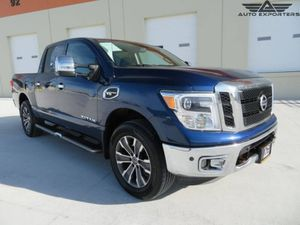 2017 Nissan Titan for Sale in West Valley City, UT