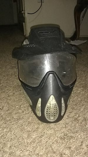Can have for paint ball shooting perfect your whole face for Sale in Mesquite, TX