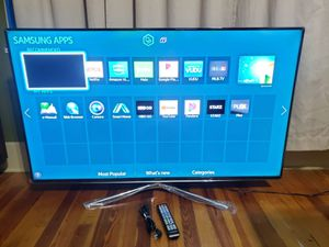 Samsung UN55H6350 55-Inch 1080p 120Hz Smart LED TV for Sale in Saint Petersburg, FL