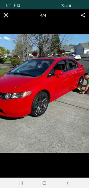 2007 Honda civic si for Sale in Brooks, OR