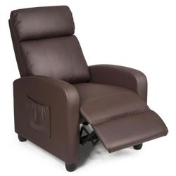 Recliner Sofa Wingback Chair with Massage Function for Sale in Diamond Bar,  CA