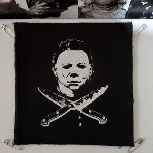 """Horror Movie """"Michael Myers """" SEW PATCH. for Sale in Compton, CA"""