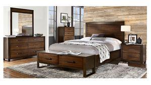 5 PC Queen Panel Bedroom Set for Sale in Lancaster, TX