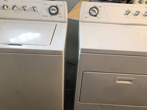 Washer and dryer for Sale in Stockbridge, GA