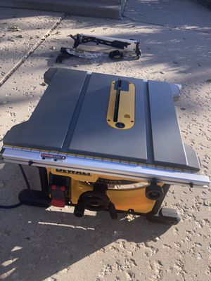 Dewalt Table Saw for Sale in Salt Lake City, UT