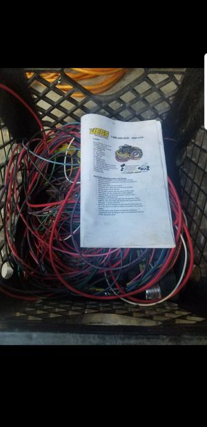 Universal Wiring Harness Jegs. Construction Harness, Universal ... on universal miller by sperian harness, construction harness, universal air filter, universal equipment harness, universal ignition module, universal battery, universal radio harness, universal heater core, universal fuel rail, lightweight safety harness, stihl universal harness, universal steering column, universal fuse box,