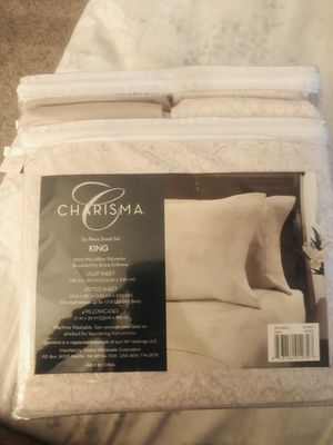 Brand New king bed sheet for Sale in Sudley Springs, VA