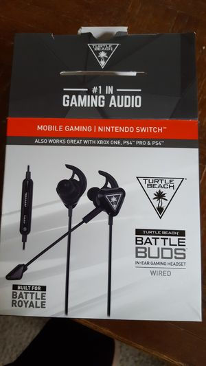 Turtle Beach Battle Buds for Sale in Painesville, OH