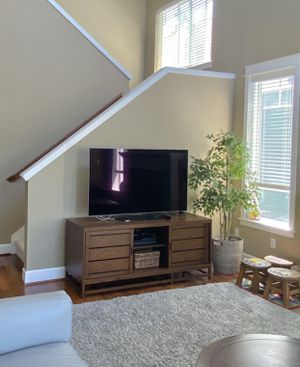 Crate&Barrel TV Stand for Sale in Redmond, WA