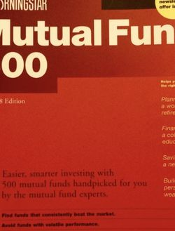 Morning Star Mutual Fund 500, 1997-98 Edition for Sale in Austin,  TX