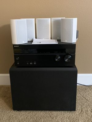 Home Theater System 5.1 Surround for Sale in Otsego, MN