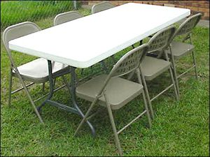 TABLES AND CHAIRS AVAILABLE for Sale in Bridge City, TX