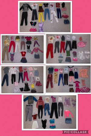 Barbie clothes for Sale in Burlington, NC