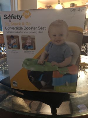 New Booster seat for Sale in Austin, TX
