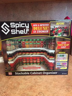 Stackable cabinet organizer for Sale in Coral Gables, FL