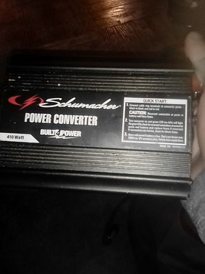 Power converter. Works amazing for Sale in Sacramento, CA