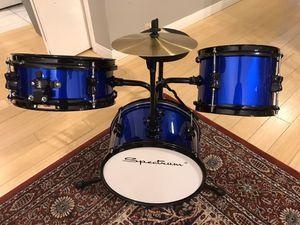 Spectrum Junior Size Drum Set for Sale in Las Vegas, NV