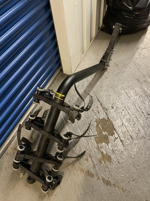 Heavy duty bike rack for car for Sale in Boston, MA