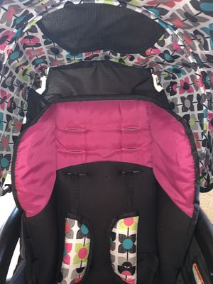 3 Set Stroller, base AND car seat for Sale in El Paso, TX
