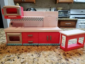 Shopkins Hot Spot Kitchen Playset for Sale in Rockville, MD