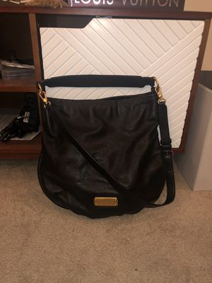 Marc by Marc Jacobs Q Hillier Convertible Leather Hobo Bag for Sale in Tempe, AZ