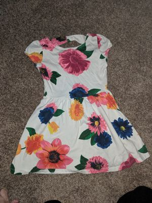 Flower dress size 7 in little girl for Sale in Edmonds, WA
