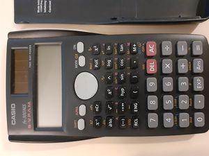Casio fx300ms scientific financial calculator for Sale in Wichita, KS