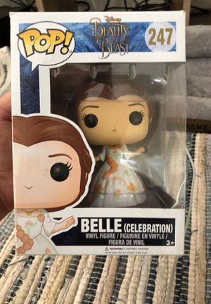 Belle (celebration) Funko pop #247 for Sale in Albia, IA